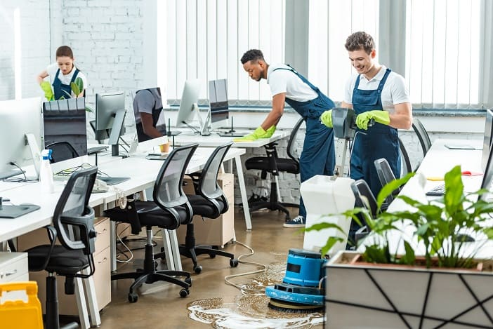 office cleaning services in Ashwood